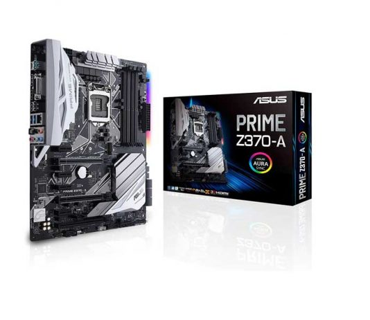 Asus Prime Z390-A review